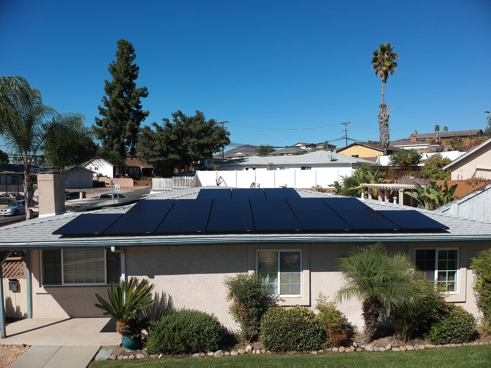 , Solar Panels