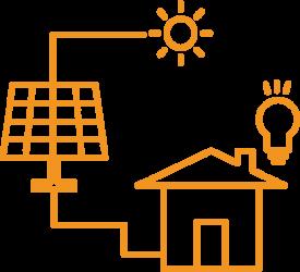 San Diego Solar, Home